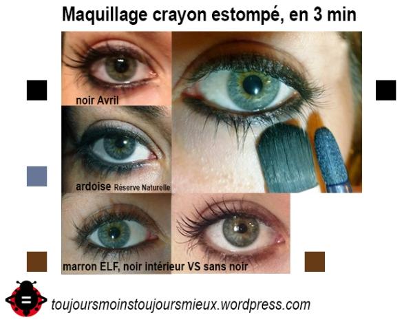 montage crayon maquillage estompé couleurs.jpg