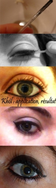 kohl application résulata