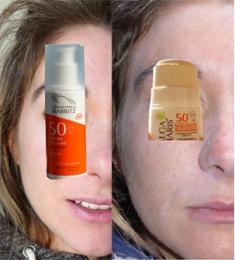 Biarrtiz crème et stick solaire 50 sur visage.jpg