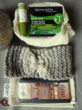 Pack cadeau pour l'hiver offert