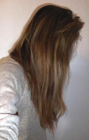 Mes cheveux raides au naturel