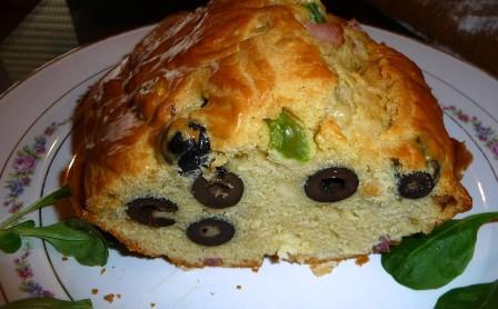cake salé tranche sans yaourt -toujoursmoinstoujoursmieux.com (2)