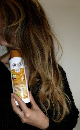 Lavera shampoing 2 en 1 amande