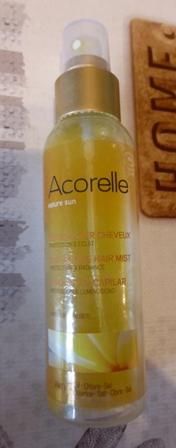 UNE-Acorelle brumisateur protection cheveux soleil