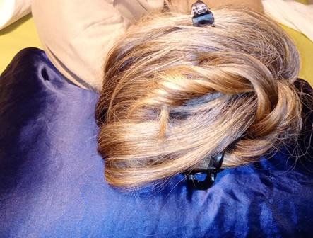 coiffure de nuit
