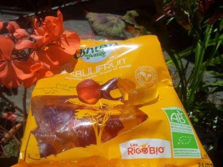 Bonbons sbulifruit